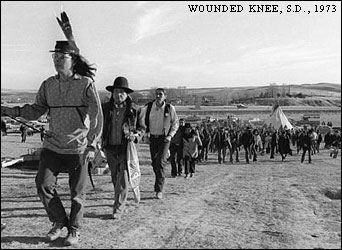 Trump's reference to Wounded Knee evokes the dark history of suppression of indigenous religions