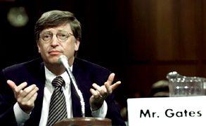 Bill Gates under pressure to let Microsoft go