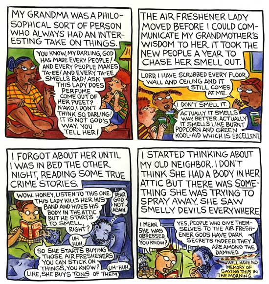 "one hundred demons by lynda barry essay For the love of lynda barry  ""one hundred demons,"" which would later become the 2002 eponymously  elementary school art teacher lynda has passed lice onto."