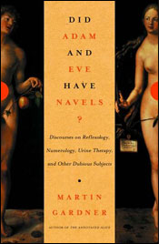 Did adam and eve have navels by martin gardner for Adam and eve beauty salon in katy