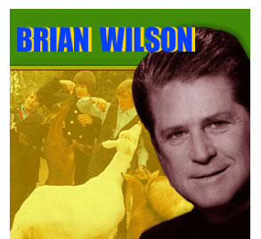 Brian Wilson, card-carrying genius