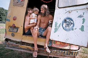 Curse of the hippie parents