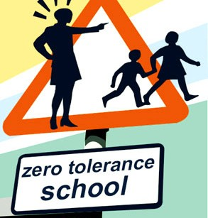 The failure of zero tolerance