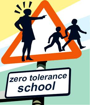 The Failure Of Zero Tolerance Salon Com