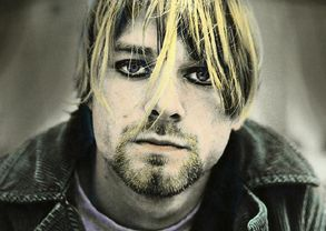 Kurt Cobain and a dream about pop