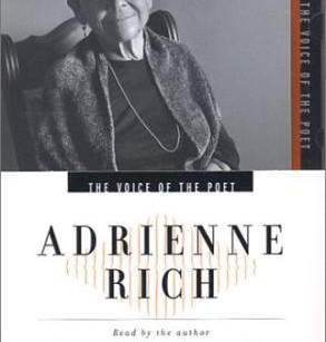 Adrienne rich s poem living sin analysis