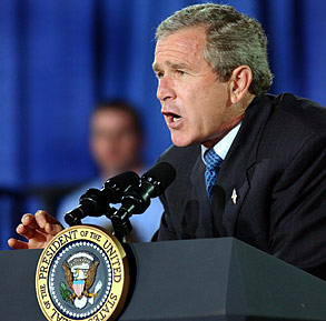 the bush doctrine and the iraq Although we haven't heard much about the bush doctrine  elements of the bush doctrine will outlive the bush  phase two of the doctrine was applied in iraq,.