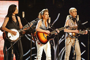 Bush, shame and the Dixie Chicks