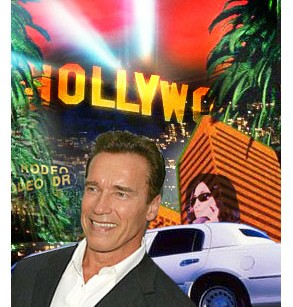 Hollywood's battle of the sexes over Arnold