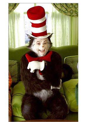 """""""The Cat in the Hat�..."""