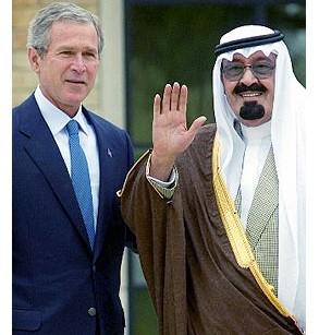 osama bin laden and bush relationship
