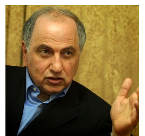 Ahmed Chalabi's failed coup