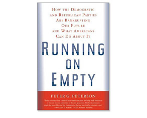 Peter peterson running on empty essay