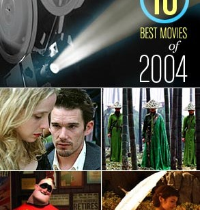 The 10 best movies of 2004