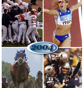 The year in sports