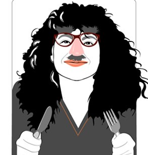... York Times food critic Ruth Reichl talks about the disguises she used, ...
