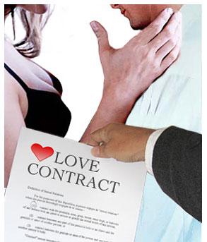 Hook up agreement