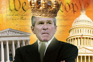 Bush's impeachable offense