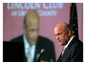 Fred Thompson's biggest role yet