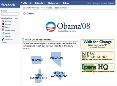 Did Facebook give Obama a secret advantage?