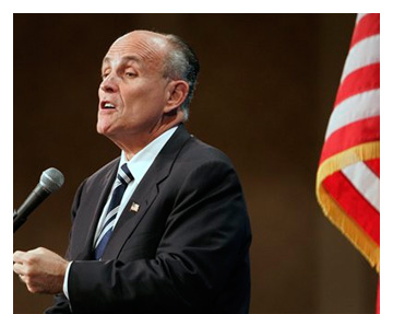 The conventional wisdom is that Rudy Giuliani's bid for the Republican ...