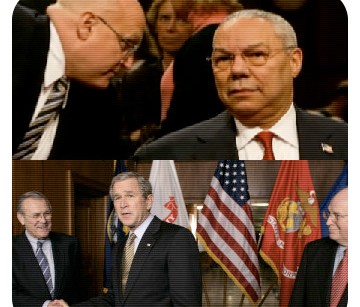 Will the real Colin Powell stand up?