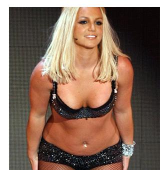 Britney spears vagina again