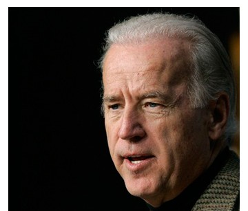 Biden calls himself