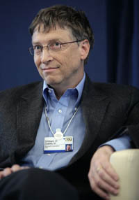 Bill Gates, the greatest hacker of all time