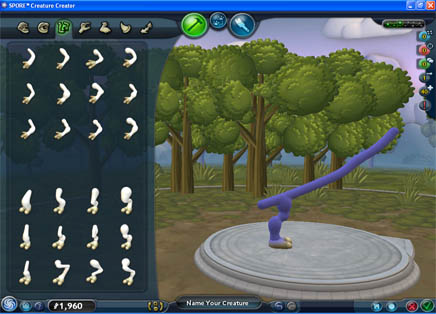 Spore 2 Game spore creature creator: proof that this game will rule ...