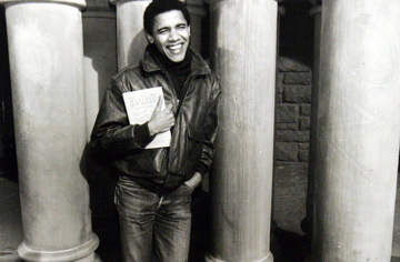 Barack by the books