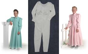 Mormon Women Garments