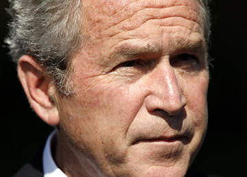 Suing George W. Bush: A bizarre and troubling tale