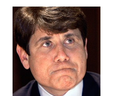 Illinois Gov. Blagojevich arrested