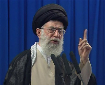 Iran's Supreme Leader declares elections fair
