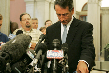 The strange nakedness of Mark Sanford