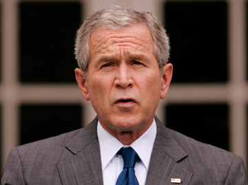 Report: Bush's surveillance program larger than previously thought