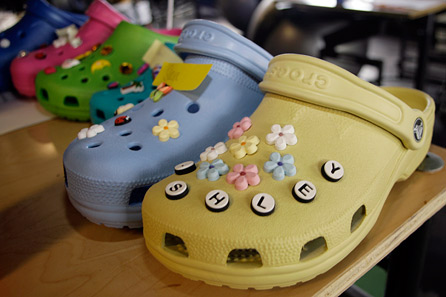 74eaf81c67f426 Admit it -- you used to wear Crocs. They were everywhere