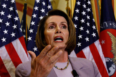 Did Nancy Pelosi's tears go too far?
