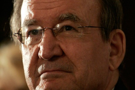 Pat Buchanan declares defeat