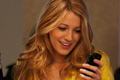 Blake Lively  Hair Extensions on Blake Lively   S    Aspirational Hair      Salon Com