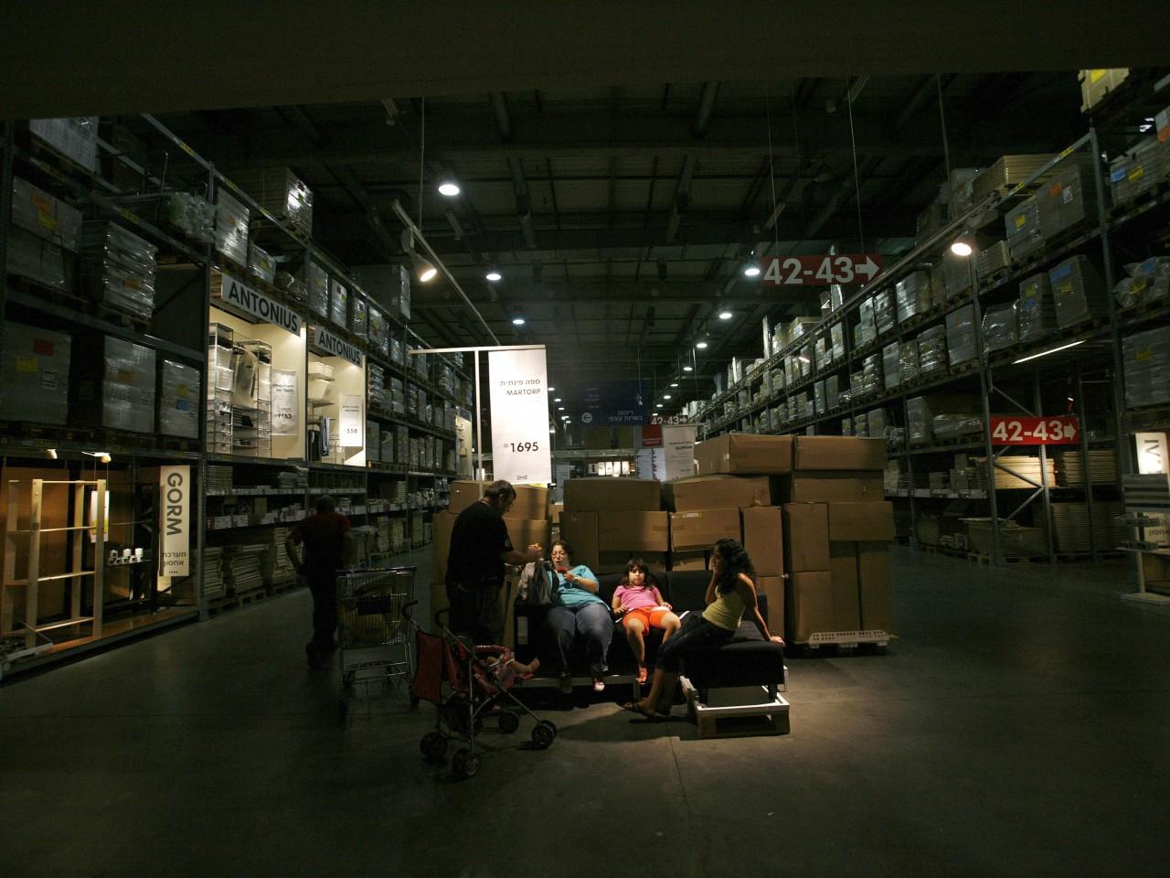 Ikea Inside Inside the ikea police state