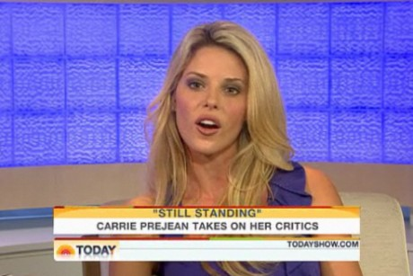 The celebrity sex tape jumps the shark Carrie Prejean on the
