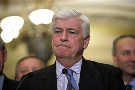 Chris Dodd's big chance to be a leader