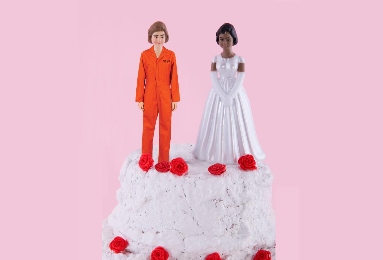 my big phat same sex prison wedding True Spanking Stories, Volume V: True Accounts of Erotic Spanking, ...