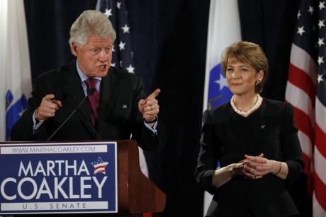 Clinton: Take back the Tea Party!