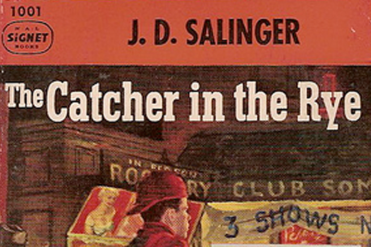 an analysis of the novel the catcher in the rye by j d salinger The paperback of the the catcher in the rye by j d salinger at barnes  summary and analysis 25  the novel the catcher in the rye by jd salinger was.