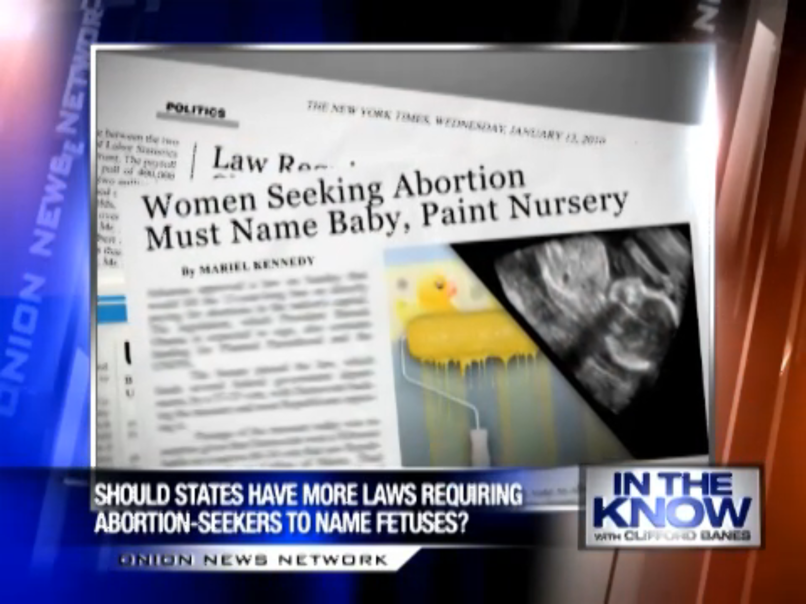 abortion attention getter Most importantly, is to convince women why abortion should be illegal  a  attention getter: (abortion a new generation's way of shrugging off.