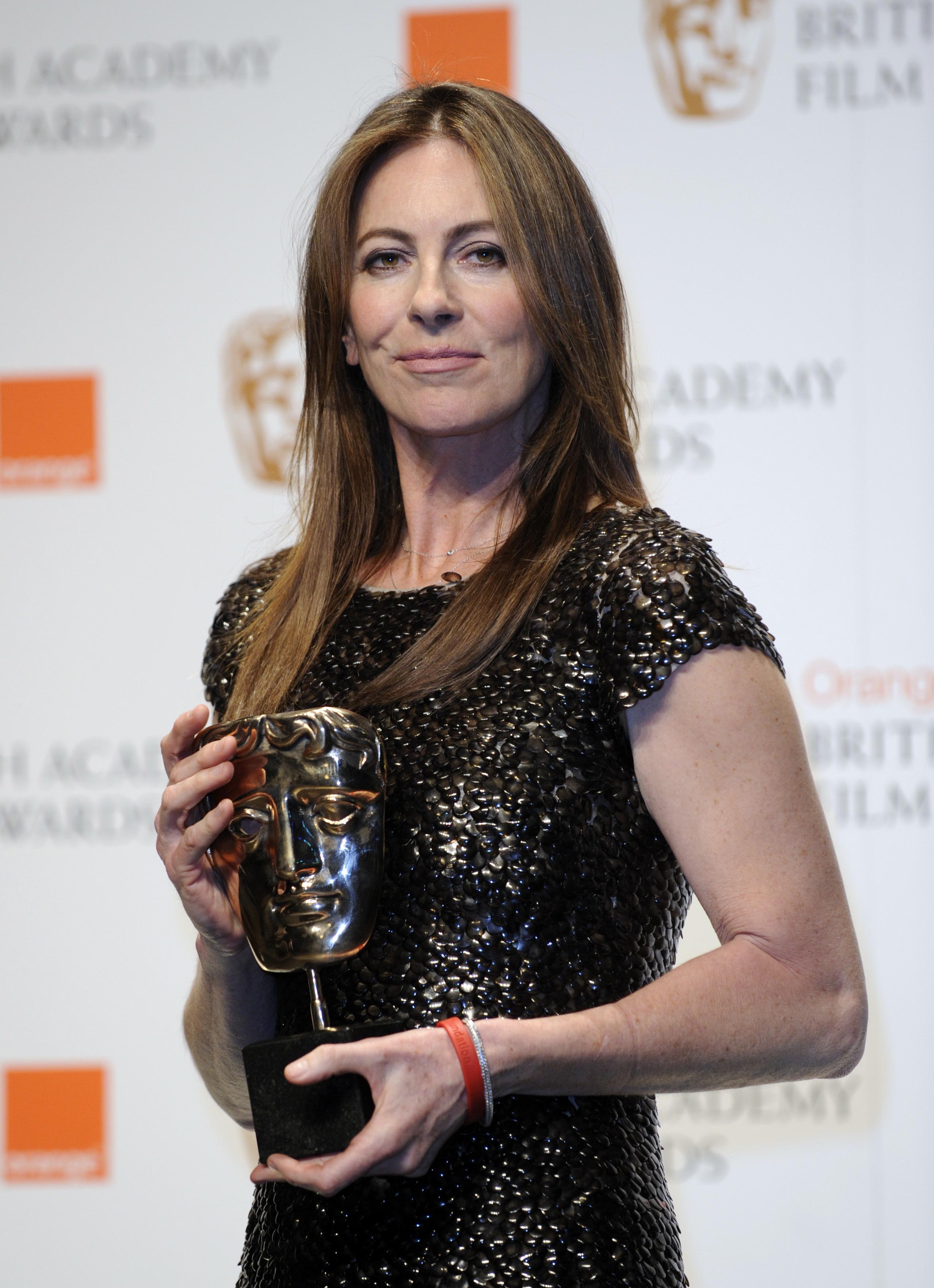 Kathryn Bigelow S Big Bafta Win Salon Com