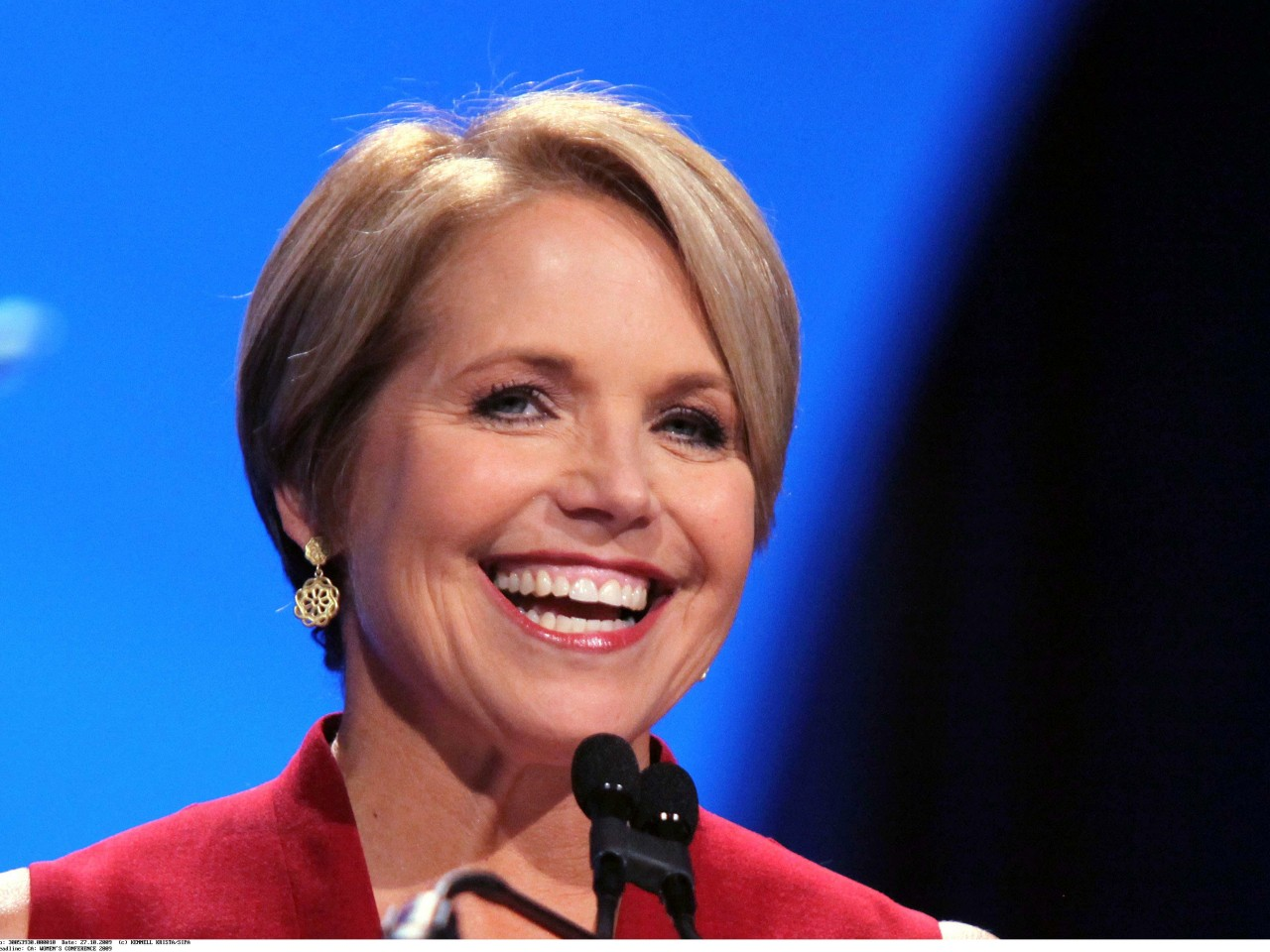 Katie Couric Photo Gallery - Page 1